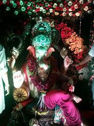 ganesha planning to visit pune mumbai during the ganesh chaturthi