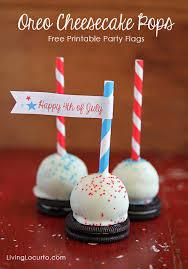 oreo cake balls easy no bake dessert with free party printables