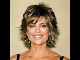 lisa rinna tutorial for her hair part 2 of 2 how to cut and style your hair like lisa rinna