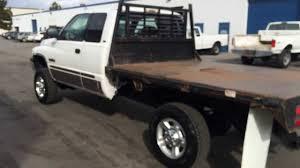2001 dodge ram bed diesel deals com 2001 dodge ram 2500 cab 4x4 24v flatbed