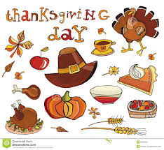 thanksgiving dinner pictures clip art thanksgiving day icon set royalty free stock photos image 6695828