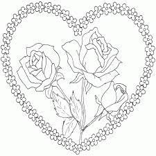 imagenes de amor para dibujar grandes dia del amor y la amistad para colorear colorear website