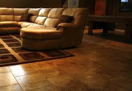 Vinyl Floor Basement Basement Flooring Ideas Best Images Collections Hd For Gadget