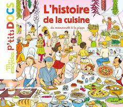 la cuisine de stephane livre l histoire de la cuisine du mammouth à la pizza stéphane