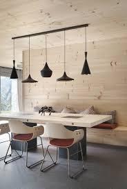 Pendant Lights Dining Room by Comedores De Madera Modernos Tom Dixon Lamp Tom Dixon And Wood