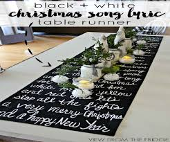 christmas table runner free quilt patterns best images