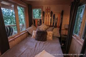 Ski Lodge Interior Design Ski Lodge Treehouse U2014 Nelson Treehouse