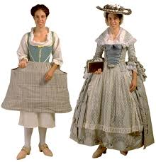 anatomy of a gown the colonial williamsburg official history