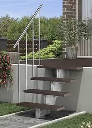 dolle treppe außentreppen für haus und garten