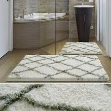 salle de bain luxe tapis salle de bain grande taille lavable en machine tapistar fr