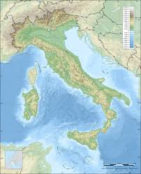 Physical Map Of Greece by Geography Blog Detailed Map Of Italy