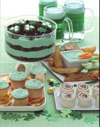 st patrick u0027s day recipes from green treats and green beer to