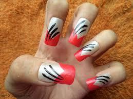 pretty stroke nail art artxplorez