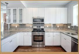 Backsplash Ideas For Kitchen White Cabinets Backsplash Ideas