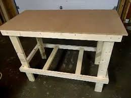 my 18 diy workbench youtube