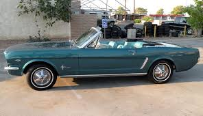 twilight blue mustang twilight turquoise blue 1965 ford mustang convertible