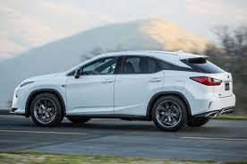 lexus sema 2016 2016 lexus rx350 rx450h first look