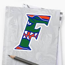 florida gators home decor florida gators head f logo