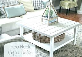 square cottage coffee table cottage coffee table new white square pertaining to 20