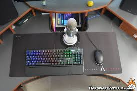 desk size mouse pad azio atom ambidextrous backlit gaming mouse review gmp xxl