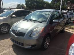 for sale toyota yaris toyota yaris for sale in el paso tx carsforsale com