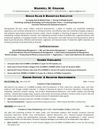 sales and marketing resume marketing manager resume sle miller resume marketing