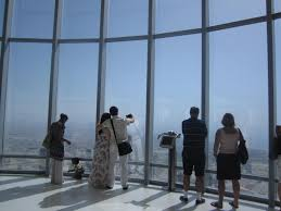 visit the burj khalifa u2014 the tallest building in the world high