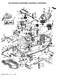 john deere garden tractor parts diagram periodic u0026 diagrams science