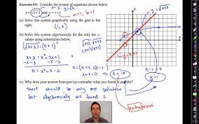 common core algebra ii unit 8 lesson 2 solving square root