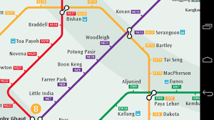 Budapest Metro Map by Singapore Metro Map Android Apps On Google Play