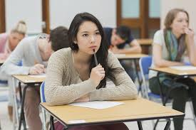Picture Of Student Sitting At Desk Assessment And Evaluation U2013 Celt