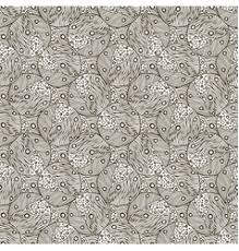 gray wrapping paper ethnic pattern doodle texture for wrapping paper vector image