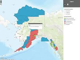 Alaska City Map by Taxes In Alaska Arcuser