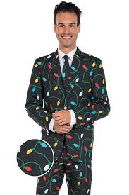 christmas suit the tangle wrangler christmas blazer jacket w tie tipsy elves