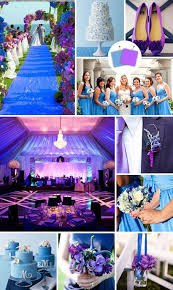 purple and blue wedding modern wedding color palettes we modern wedding colors