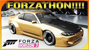 nissan silvia 2018 forzathon nissan silvia s15 horizon edition forza horizon 3