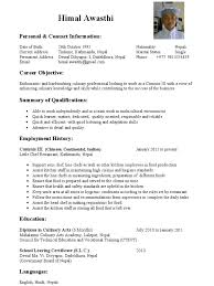 Sample Of Chef Resume Commi Chef Resume Sample Free Resume Example And Writing Download