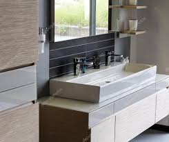 bathroom design showroom nordic bathroom design showroom stock photo laurentiuz 46220479