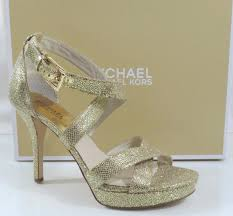 michael kors womens boots sale michael kors evie gold womens shoes size 9 m heels ebay