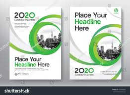 Green Color Scheme by Green Color Scheme City Background Business Stock Vector 454640890