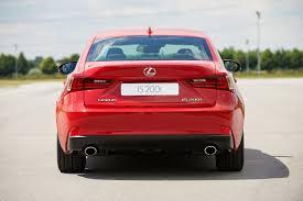 lexus turbo awd turbocharged 2016 lexus is200t announced youwheel your car expert