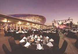 nt convention bureau darwin convention centre wins nt brolga award for best business