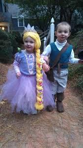 Rapunzel Halloween Costumes Flynn Rider Pascal Gothel Rapunzel Halloween