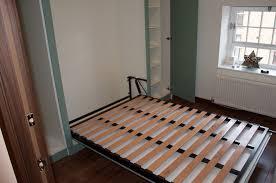 Diy Folding Bed Diy Wall Bed For 150 Loversiq