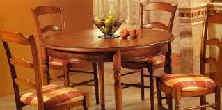 table cuisine chene table cuisine chene table de cuisine ronde table de cuisine ronde