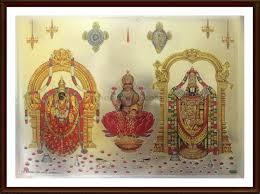 lord venkateswara photo frames with lights and music tirumala tirupati lord venkateswara with thayar and sri lakshmi