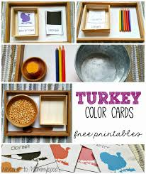 thanksgiving for toddlers turkey coloring cards and color activities for toddlers welcome
