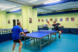 Table Tennis Tournament by Table Tennis