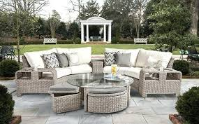 patio wicker furniture by turn to for affordable outdoor wicker