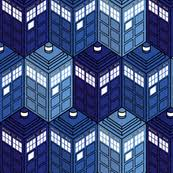doctor who wrapping paper box fabric wallpaper gift wrap spoonflower